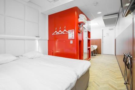 Omena Hotels Lönnrotinkatu Helsingin keskustassa