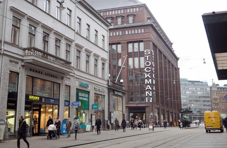 Helsinki Aleksanterinkatu