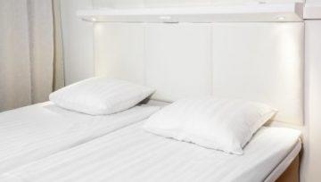 Omena Hotels Vaasa Espen sänky