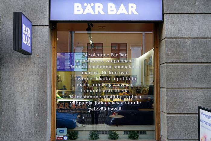 Bär Bar Helsinki