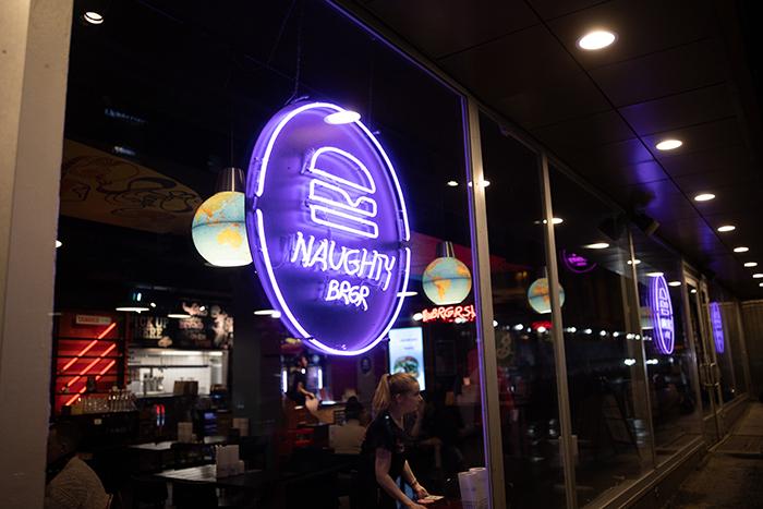 Naughty Burger Helsinki