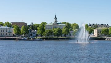 City of Pori, Finland